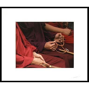 Novica Meditative Hands by Ryan Chappell Photographic Print