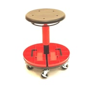 ShopSol Height Adjustable Tool Trolley w/ Removable Tray