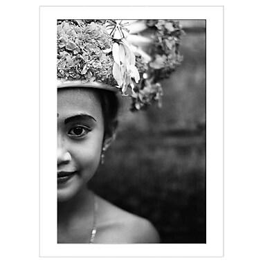 Novica Young Balinese Girl by Andika Pratama Photographic Print