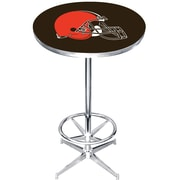 Imperial NFL Pub Table; Cleveland Browns
