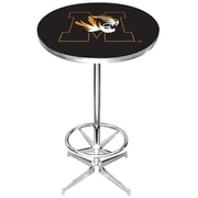 Imperial NCAA Pub Table; University of Missouri