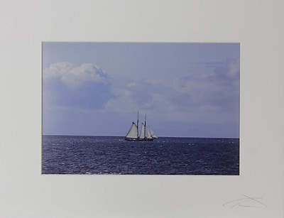 Novica Seascape Serenity by Ryan Chappell Photographic Print