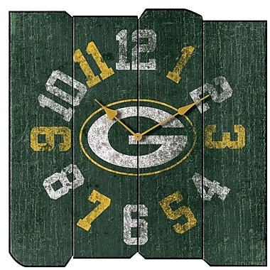 Imperial NFL Vintage Wall Clock; Philadelphia Eagles