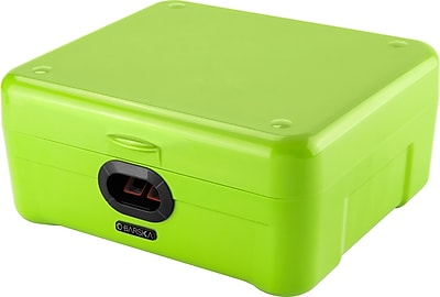 Barska iBox Dual Biometric Secure Storage Device (Ax12458)