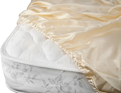 Barska Aus Vio 100% Silk Fitted Sheet Queen Dawn (BM12058)