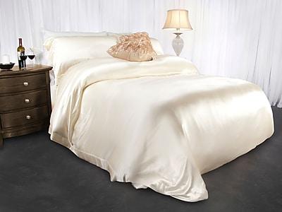 Barska Aus Vio 100% Silk Duvet Cover King/Cal King Dawn (BM12076)