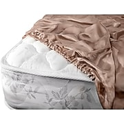 Barska Aus Vio 100% Silk Fitted Sheet King Pebble (BM12088)