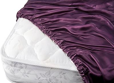 Barska Aus Vio 100% Silk Fitted Sheet King Iris (BM12110)