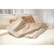 Barska Aus Vio 100% Silk Blanket With Silk Satin Border Trim (BM12122)