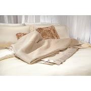 Barska Aus Vio 100% Silk Blanket With Silk Satin Border Trim (BM12122)