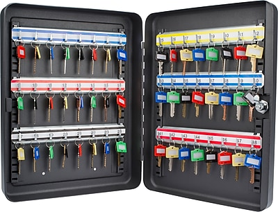 Barska 48 Position Key Lock Box With Key Lock (CB12484)