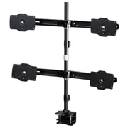 "Amer Networks Quad 32"" Monitor Clamp Mount (AMR4C32)"