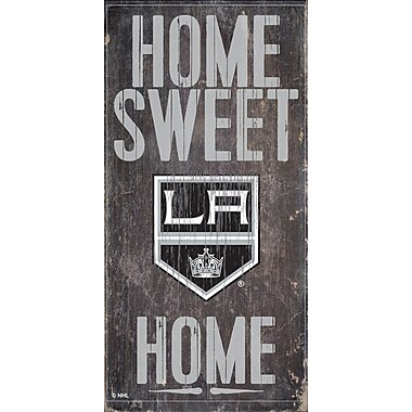 Sports Art Hanging Home Decor Plaque, Los Angeles Kings