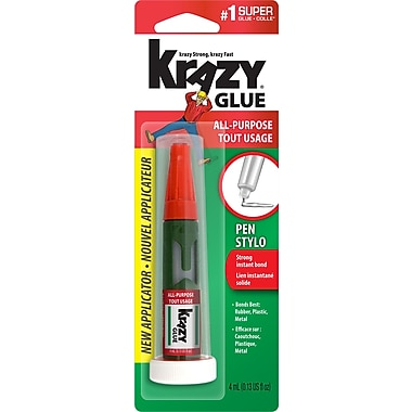 Krazy Glue® Instant Krazy Glue Precision Pen, 4mL