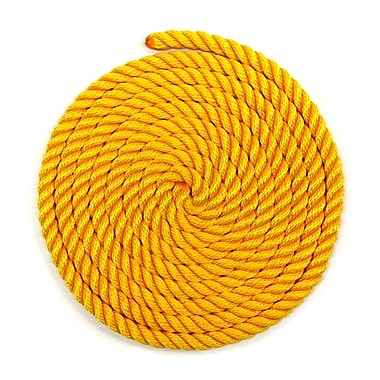 Eastern Jungle Gym 0.63'' Braided 16' Climbing Playground Rope