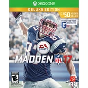 EA Madden NFL 17, Deluxe Edition, Xbox One