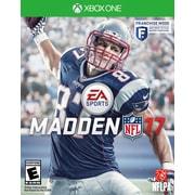 EA Madden NFL 17, Xbox One