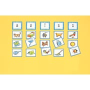 Primary Concepts Sound Sorting with Picture Cards: Vowel Sounds, 155/Set (1071)