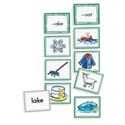 Primary Concepts Sound Sorting with Picture Cards: Rhymes 96/Set (1072)