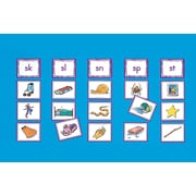 Primary Concepts Sound Sorting with Picture Cards: Blends and Digraphs, 92/Set (1073)