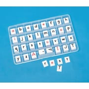 Primary Concepts Two-Sided Alphabet Letter Tiles, 4/Pack (1413)