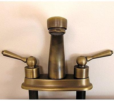 Legion Furniture Centerset Bathroom Sink Faucet with