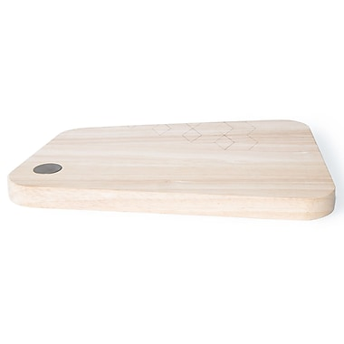 Kure Hextric Rubberwood Cutting Board