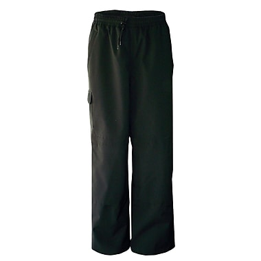 Viking Evolution Tempest Waterproof/Breathable Mesh Lined Waist Pants with Boot Zips, Large (EV400PZ-L)