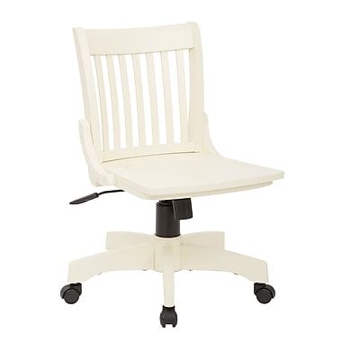 Office Star Designs Deluxe Armless Bankers Chairs
