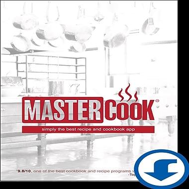 Logiciel individuel MasterCook 15, [téléchargement]