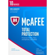 McAfee 2017 Total Protection, US English/Canada French, [Download]