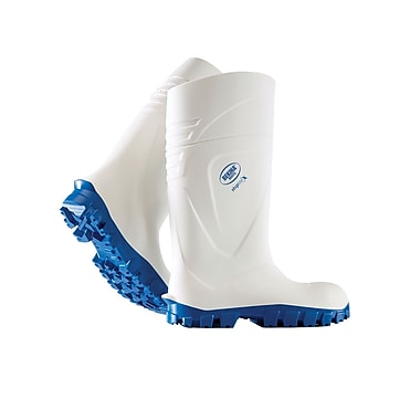 Viking Bekina StepliteX, Safety Toe, White/Blue, Size 12 (X290WB-12)