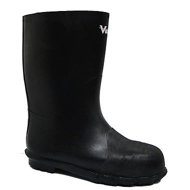Viking Handyman Lightweight Winter Rubber Boot, Soft Toe, Size 6 (VW3-3-6)