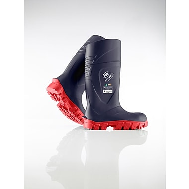 Viking Bekina StepliteX, Safety Toe, Black/Red, Size 15 (XC90BR-15)