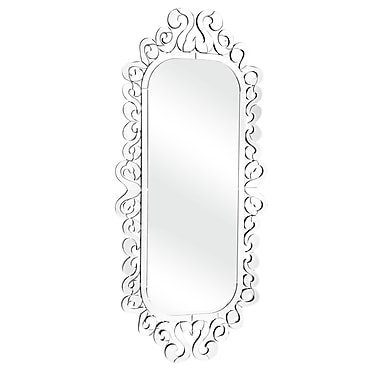 Zuo Modern Shiva Mirror Clear Edge (WC850005)