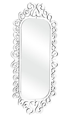 Zuo Modern Shiva Mirror Clear Edge (WC850005)