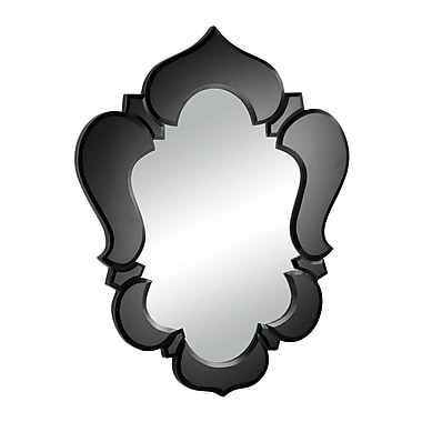 Zuo Modern Vishnu Mirror Black Edge (WC850012)