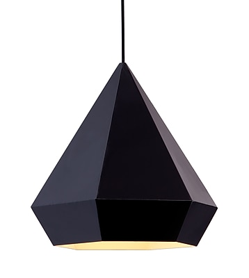 Zuo Modern Forecast Ceiling Lamp Black (WC50168)