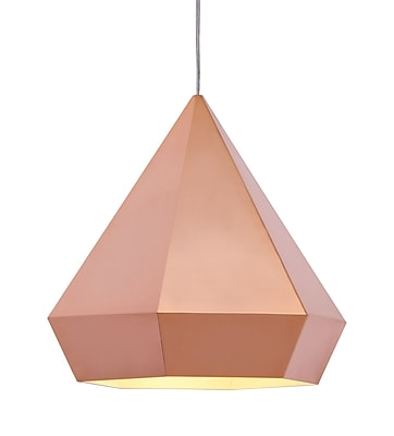Zuo Modern Forecast Ceiling Lamp Gold (WC50174)
