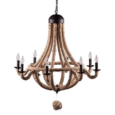 Zuo Modern – Lampe de plafond Celestine (WC98261)