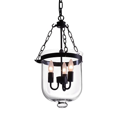 Zuo Modern Masterton Ceiling Lamp Distressed Black (WC98422)
