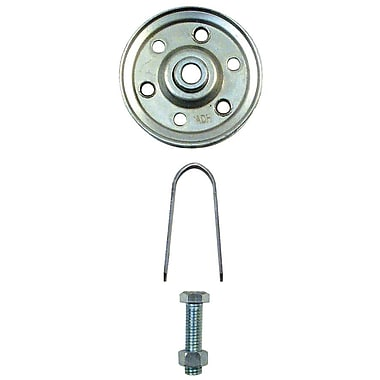 PrimeLine Pulley w/ Strap and Bolt; 3''