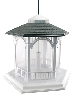 Akerue Gazebo Decorative Hopper Bird Feeder (WYF078279266334) photo