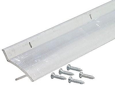 M-d Products Door Bottom Drip Cap; Aluminum