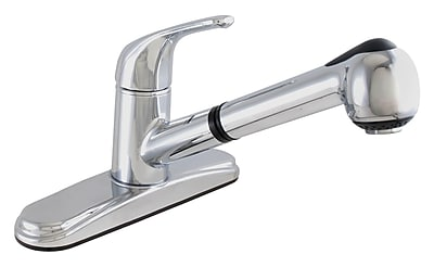 LDR Pull Out Touch Single Handle Kitchen Faucet