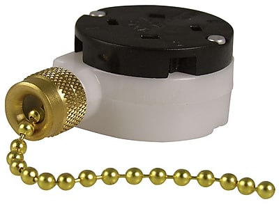 Gardner Bender Three Speed Pull Chain Switch