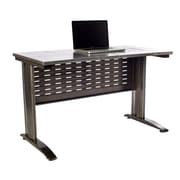 Urban 9-5 Writing Desk; Riveted Aviator