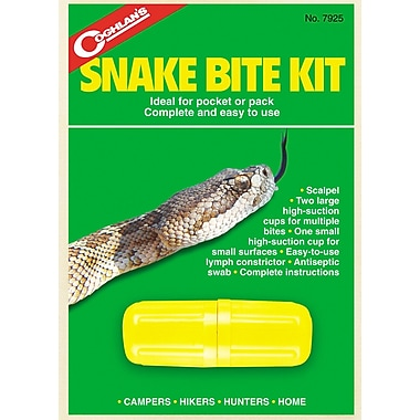Coghlans 1 Oz Snake Bite Kit