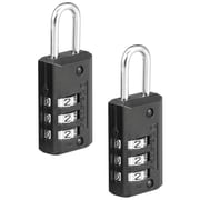 Master Lock Resettable Combination Padlock (Set of 2)