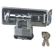 Master Lock Warded Hasp Lock